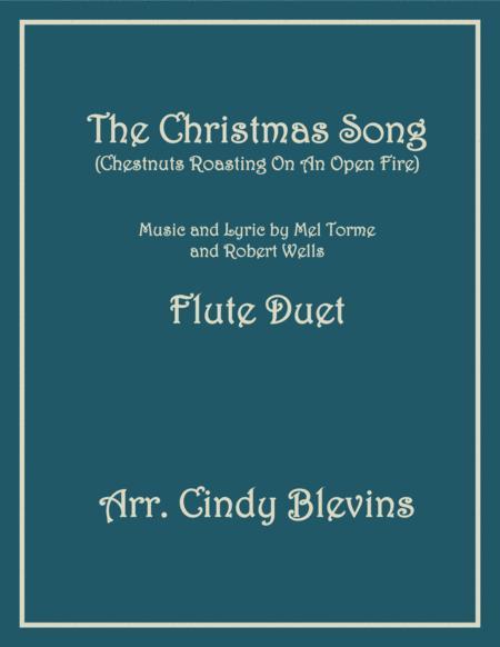 The Christmas Song (Chestnuts Roasting On An Open Fire), for Flute Duet