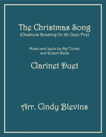 The Christmas Song (Chestnuts Roasting On An Open Fire), for Clarinet Duet