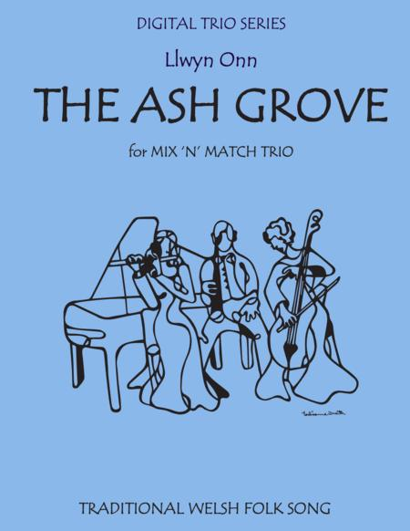 The Ash Grove for String Trio