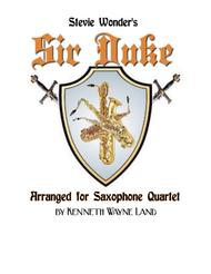 Sir Duke (for sax quartet)