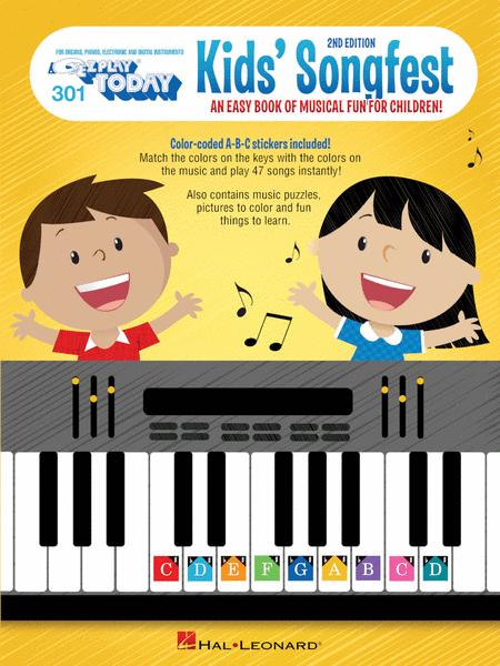 Kid's Songfest - 2nd Edition