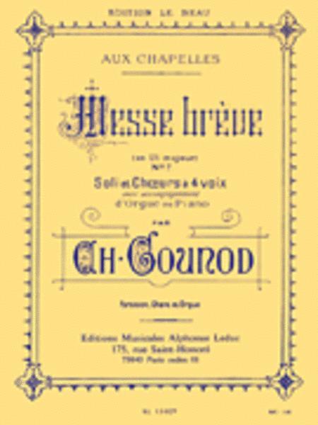 Messe Breve, No. 7