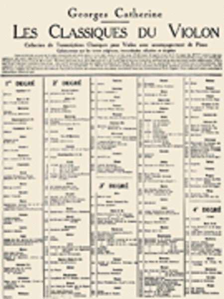 Chanson De Printemps Op. 62, No. 6 in A Major