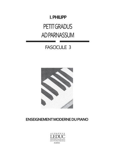 Petit Gradus Ad Parnassum Volume 3 - Piano