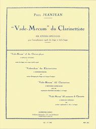 Vade-Mecum du Clarinettiste