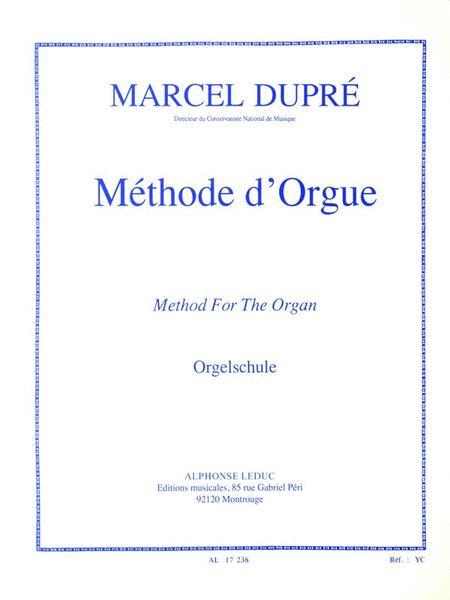 Methode d'Orgue
