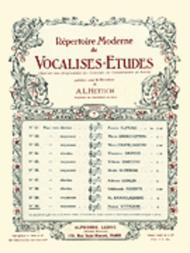 Vocalise-Etude pour Voix Moyennes