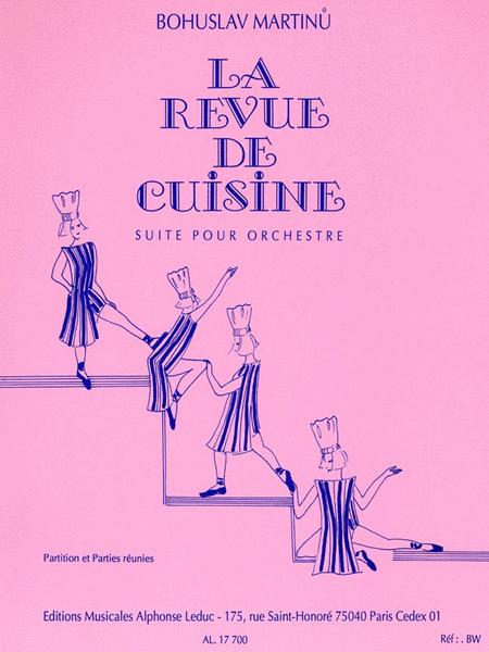 The Kitchen Revue