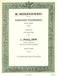 Esquisses Techniques pour Piano, Op. 97 - Volume 2