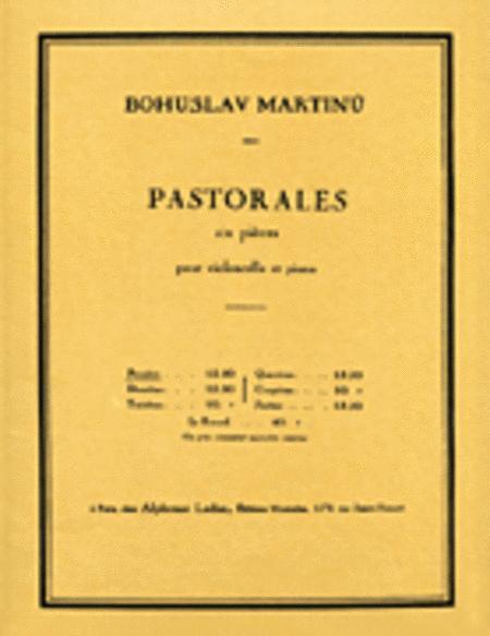 6 Pastorales - H190, No. 1