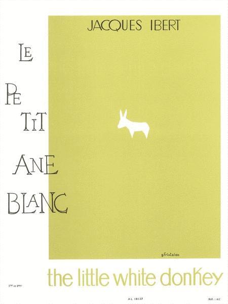 Le Petit Ane Blanc
