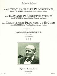 100 Easy and Progressive Studies After Cramer for Flute