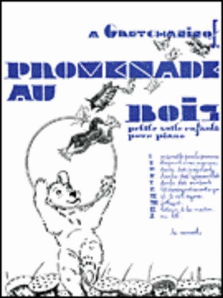 Promenade Au Bois - Op. 143