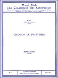 Chanson de Printemps - Op. 62 No. 6 in A Major