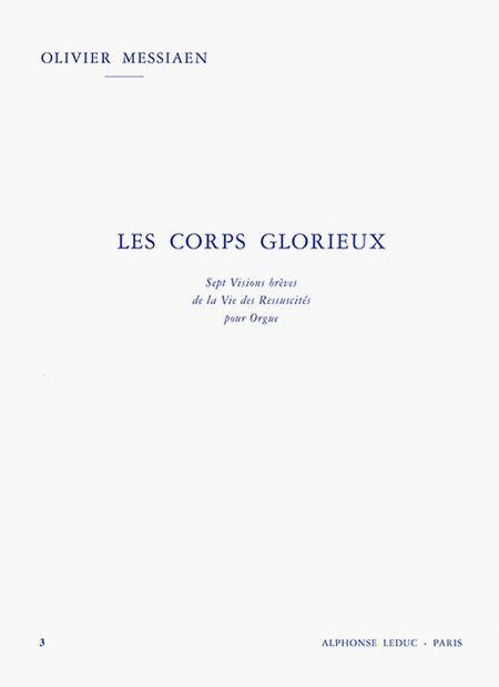 The Glorious Bodies - Volume 3