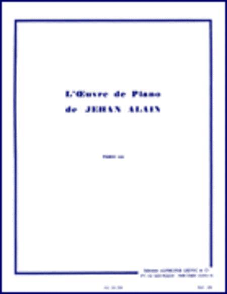 L'Oeuvre de Piano - Volume 2