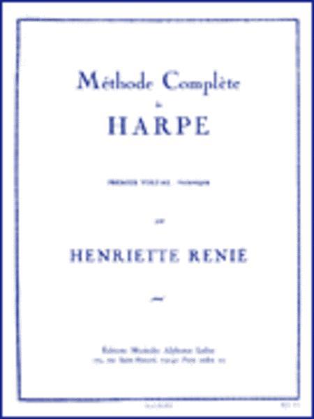 Methode Complete de Harpe - Premier Volume