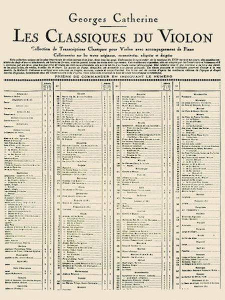 Largo (classiques No.387) (violin & Piano)