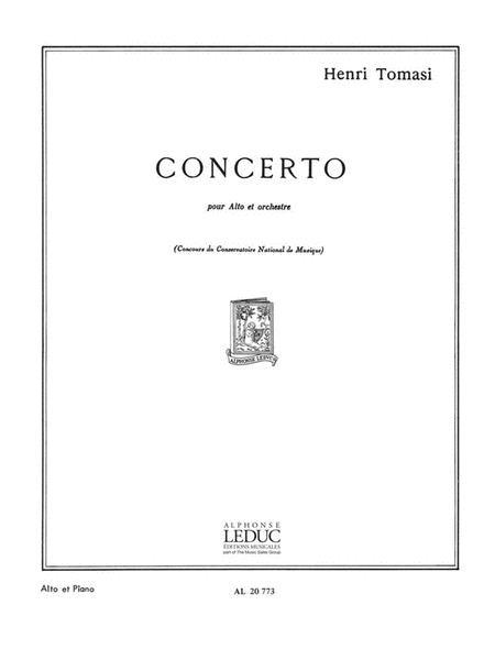 Concerto (viola & Piano)