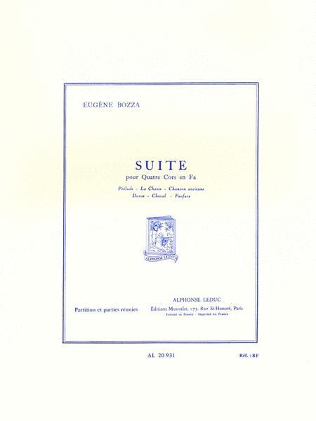 Suite (four Horn)