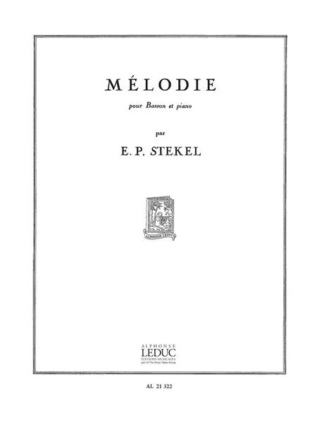 Melodie (bassoon & Piano)