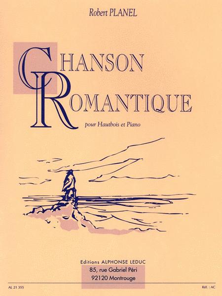Romantic Song, For Oboe And Piano