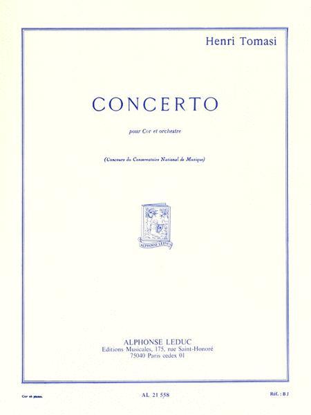 Concerto (horn & Piano)