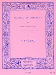 Piece Of Contest (cornet And Piano)