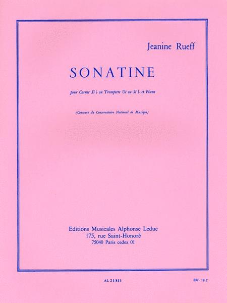 Sonatine (trumpet & Piano)