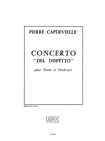 Concerto 'del Dispetto' (pianos 2)