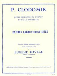 12 Etudes Caracteristiques Op.12 (trumpet Solo)