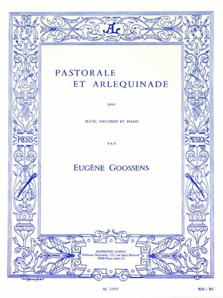 Pastoral And Harlequinade (flute, Oboe And Piano)