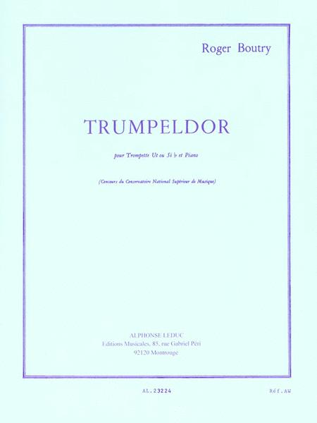 Trumpeldor For Trumpet And Piano