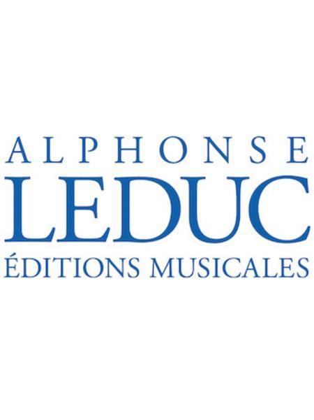 Charpentier Jacques Croisade Des Pastoureaux Oratorio Choir Score