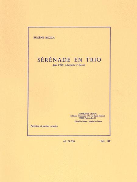 Trio Serenade (flute, Clarinet, Bassoon)