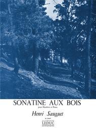 Sonatine Aux Bois (oboe & Piano)