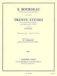 30 Etudes (bassoon Solo)