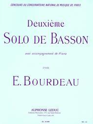 Solo No.2 (bassoon & Piano)