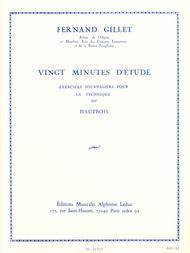 Twenty-minute Study (oboe)