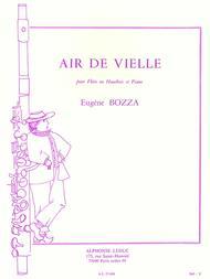 Air De Vielle (flute & Piano)