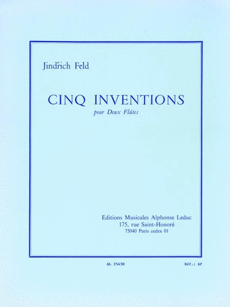 5 Inventions (flutes 2)