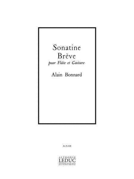 Sonatine Breve (flute & Guitar)
