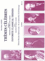 Favorite Classical Themes - Book 1 (soprano Recorder)