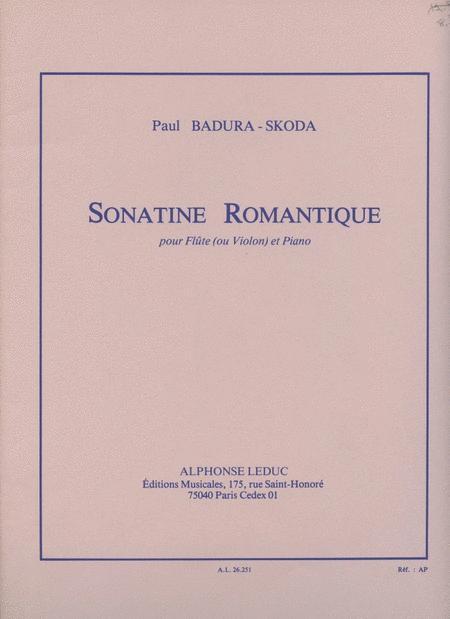 Sonatine Romantique (flute & Piano)