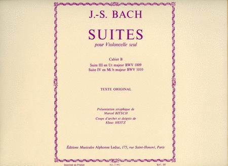 No.3 & No.4 (cello Solo)