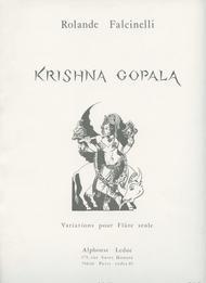 Krishna Gopala Op.66 (flute Solo)