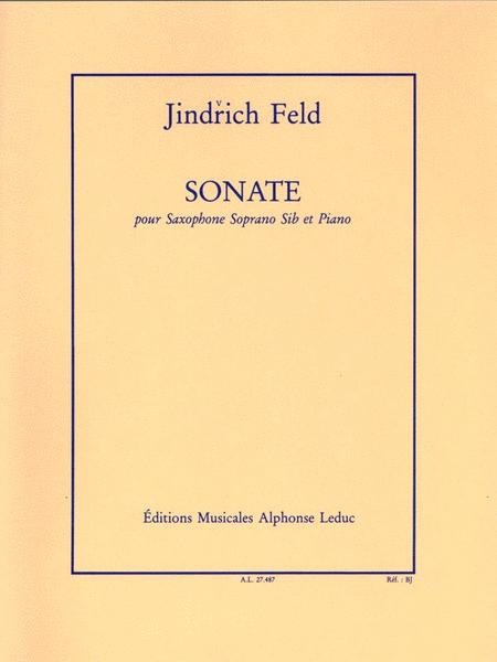 Sonata, For Soprano Saxophone And Piano