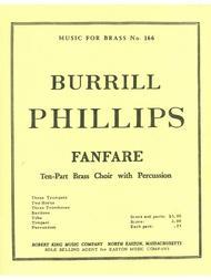 Fanfare (ensemble-brass 8 Or More)