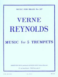 Music For 5 Trumpets