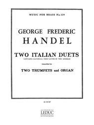 2 Italian Duets (trumpets 2 & Organ)